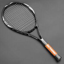 Unisex Tennis Racket With Bag Carbon Aluminium Alloy Professional Sports Pedal