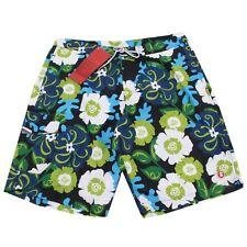 7253P costume boxer INVICTA fantasia verde-blu costume uomo beachwear men