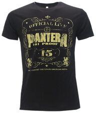 T-shirt Heavy metal Pantera
