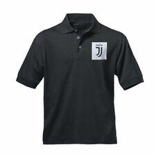 "Polo Uomo Ufficiale JUVENTUS FC ""Nuovo Logo"" con Ologramma t-shirt Mag"