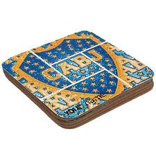 Personalized Custom Wood Coaster Glossy Argentina Futbol Soccer All Teams