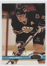 1991-92 Topps Stadium Club #64 Cam Neely Boston Bruins Hockey Card