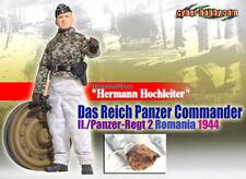 "Dragon Cyber Hobby 1/6 scale 12"" WWII German Panzer Hermann Hochleiter 70659"