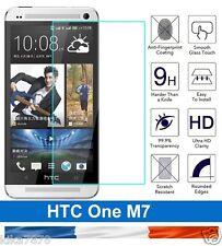 vitre protection verre trempé film de protecteur écran pr HTC One M7