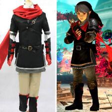 Legend of Zelda Hyrule Warriors Dark Link outfit Cosplay Costume Uniform Custom