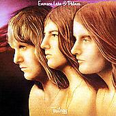 Emerson Lake & Palmer, Trilogy, Excellent Original recording remastered