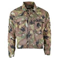 Genuine Italian Army Navy San Marco ACU jacket combat field shirt Multi-camo BDU