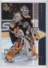 2003-04 Upper Deck Rookie Update 50 Tomas Vokoun Nashville Predators Hockey Card