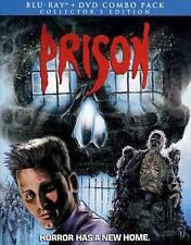Prison (Blu-ray+DVD, 2013; Scream Factory Collectors Ed.) NEW w/ Slipcover