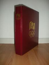ALBUM BOLAFFI Jeux olympique D' ATHENE 1996 ETAT NEUF jamais servie