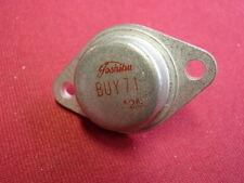 Transistor buy71 NPN TV-ha 2200v 2a 10w to-3 22211-27