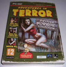 Adventures in terrore-British HORROR COLLECTION WIN 7