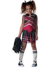 Déguisement Pom-Pom Girl Zombie pour fille - Premium Cod.230973