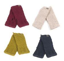 Kusan Moss Yarn Handwarmers 100% wool (Onesize) PK1329