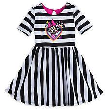 NWT DISNEY STORE Minnie Mouse DRESS for Girls SZ 5/6