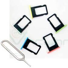 Supporto alloggiamento tray NanoSIM Nano SIM card per Apple iPhone 5C+Spillo