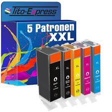 Patronen für Canon PGI-550 CLI-551 PGI-570 CLI-571 PGI-580 CLI-581 PGI525 CLI526