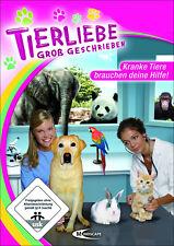 PC / Tierliebe groß geschrieben - Kranke Tiere brauchen deine Hilfe (PC, 2008)