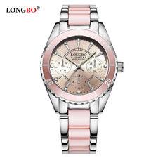 Longbo Women Watch Ladies Quartz Watches Lady Wristwatch Relogio Feminino Mont 0