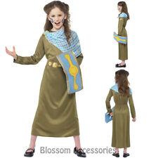 CK735 Horrible Histories Boudica Girls World Book Week Fancy Dress Kid Costume