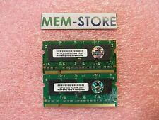 8GB 2x4GB DDR2-667 SODIMM Memory Lenovo Thinkpad R61 R61e R61i T61 X61 X300