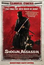 65632 Shogun Assassin Movie Tomisaburo Wakayama Wall Print Poster CA