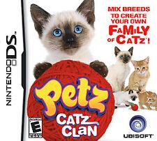 Petz: Catz Clan (Nintendo DS, 2008)