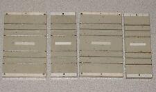 Faller AMS 4153--  2 x Gerade 5 cm + 2 x 3 cm  !