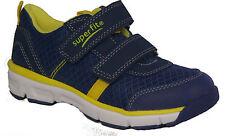 SUPERFIT Schuhe Burschenschuhe blau Klettverschluss NEU ANGEBOT