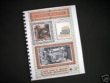 Farberware Open Hearth Broiler Rotisserie Grill Manual 450(A) 454(A) 455(A)