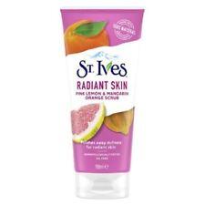 St Ives Radiant Skin Pink Lemon  Mandarin Orange Scrub - 150ml