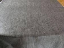 Tischdecke Wachstuch Rund 90-140 cm , Grau , Abwaschbar