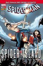 Spider-man #103 (allemand) spider-island + top +