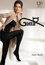 Gatta Satti Matti Blickdichte Strumpfhose  120 DEN