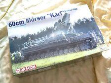 "Dragon 6179 1/35 60cm Morser ""Karl"" Gerat 040"