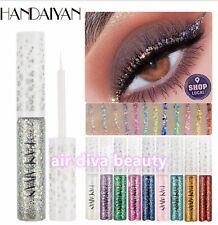 Eye Shadow Makeup Glitter Super Shine Shimmer Diamond Liquid Eyeliner Eyeshadow