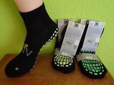 2 Paar Kurzschaft ABS-Druck Stopper Socken Herren Fitness Homesocks 39 - 46 neu