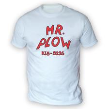 SIGNOR ARATRO T-shirt da uomo-x13 Colori-Regalo Divertente Camion TV Neve Prop MEME