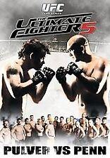 UFC - Ultimate Fighter Season 5, Good DVD, Various, Various