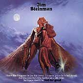 JIM STEINMAN - Bad for Good - CD 1981 - Meat Loaf Epic Sony Cleveland meatloaf