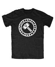 Futhark Mjoelnir T-shirt Odin THOR Göring rune vichinghi Wacken Heavy Metal