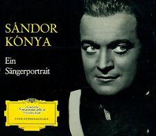 """SANDOR KONYA - EIN SÄNGERPORTRAIT 10"""" LP (L6872)"""