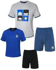Pigiama Uomo Inter Corto Abbigliamento Calcio FC Internazionale PS 26842