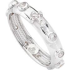 anello unisex gioielli Amen rosario ROSARIUM ZIRCONI ANELLI AROBB CR ARGENTO