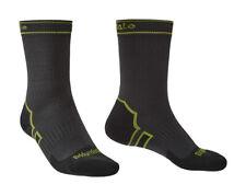 Bridgedale Stormsock Lightweight Waterproof Boot Socks - Grey