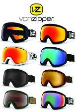 VONZIPPER FEENOM NLS SKI / SNOW / BOARD GOGGLES, MULTIPLE COLORS! NEW! SALE!