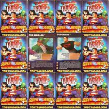 TOP TRUMPS Single Card SUPER DC HEROES 2 - Various