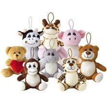 "5"" Ultra Soft Cuddly Plush Toys Baby Children's Kids Stuffed Animal Teddy Gifts"