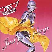 Aerosmith - Just Push Play (2001)  CD  NEW/SEALED  SPEEDYPOST