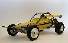 Kyosho scorpion lexan carrosserie et aile kamtec scorpion 027